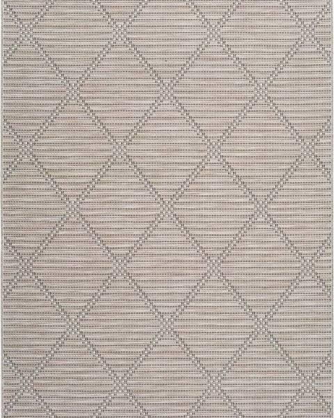 Universal Béžový venkovní koberec Universal Cork, 55 x 110 cm