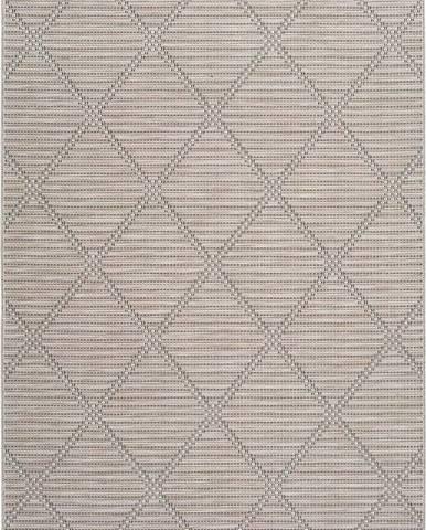 Béžový venkovní koberec Universal Cork, 55 x 110 cm