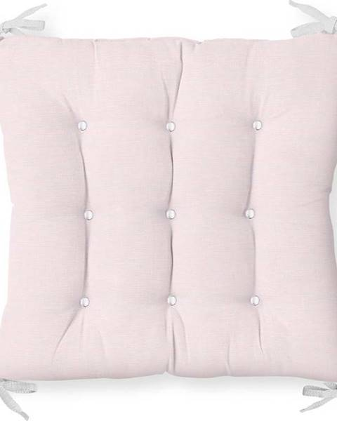 Minimalist Cushion Covers Podsedák s příměsí bavlny Minimalist Cushion Covers Fluffy,40x40cm