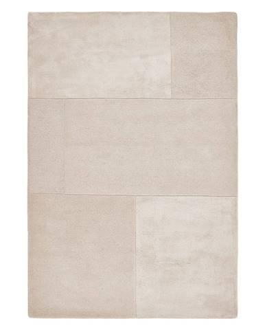 Světle krémový koberec Asiatic Carpets Tate Tonal Textures, 120 x 170 cm
