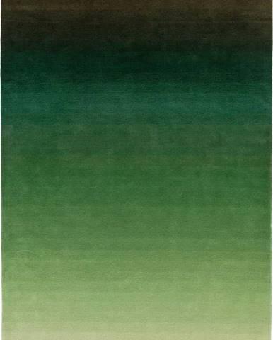 Zeleno-šedý koberec Asiatic Carpets Ombre, 120 x 170 cm