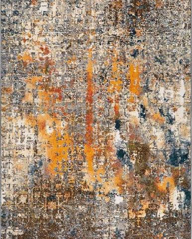 Koberec Universal Shiraz Abstract, 60 x 120 cm