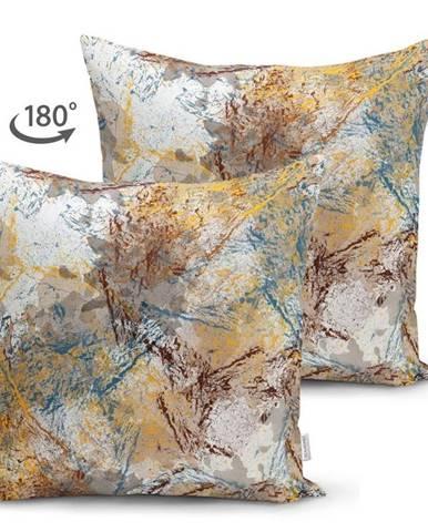 Povlak na polštář Minimalist Cushion Covers Abstract, 45 x 45 cm