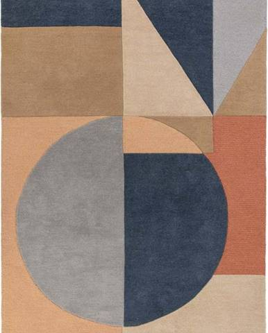 Vlněný koberec Flair Rugs Esrei, 120 x 170 cm