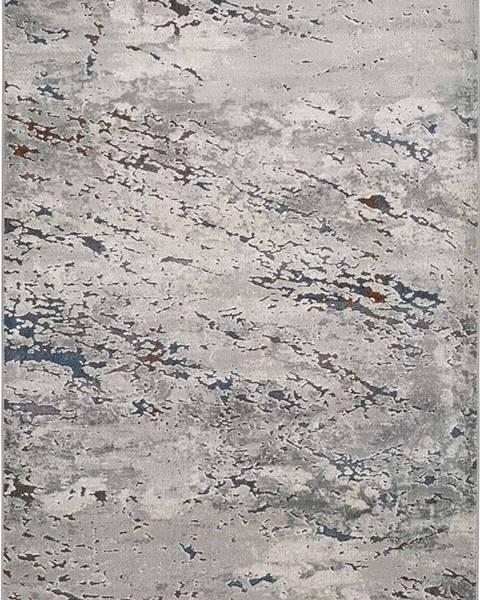 Universal Šedý koberec Universal Berlin Grey, 120 x 170 cm