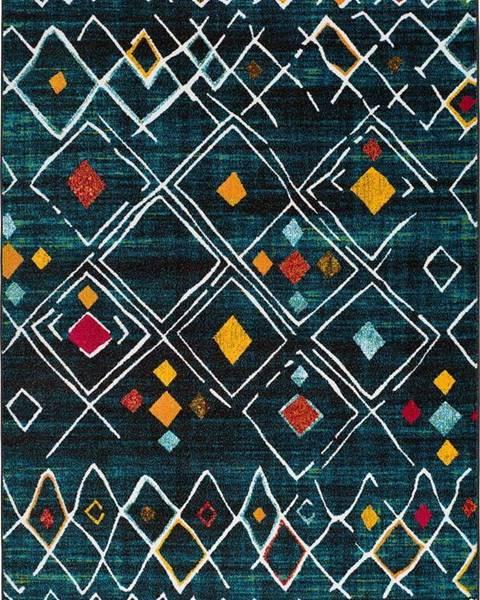 Universal Zelený koberec Universal Sheki, 120 x 170 cm