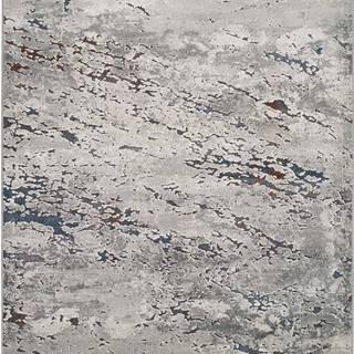 Šedý koberec Universal Berlin Grey, 120 x 170 cm