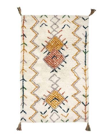 Bavlněný koberec Nattiot Trishna, 100 x 160 cm