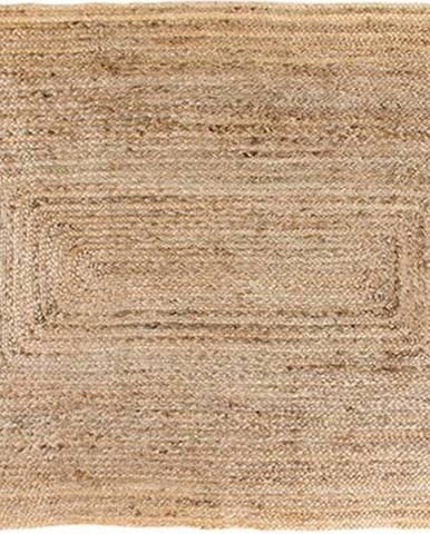 Světle hnědý koberec House Nordic Bombay, 90x60cm