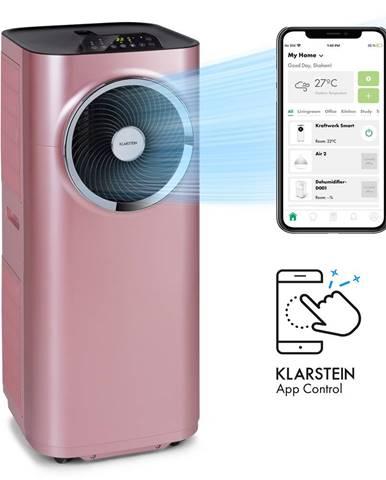 Klarstein Kraftwerk Smart 12K, klimatizace, 3 v 1, 12.000 BTU, ovládání pomocí aplikace, dálkové ovládání