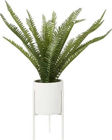 Umělá květina kapradí v bílém květináči Premier Housewares Fiori