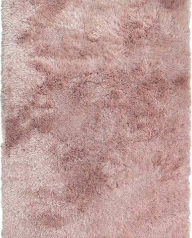 Růžový koberec Flair Rugs Dazzle, 60 x 110 cm