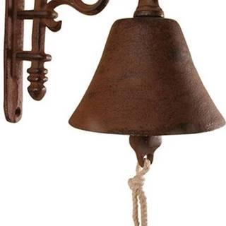 Litinový nástěnný zvonek EsschertDesign Voluta