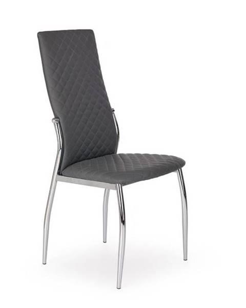 Halmar Halmar Jídelní židle K238, šedá