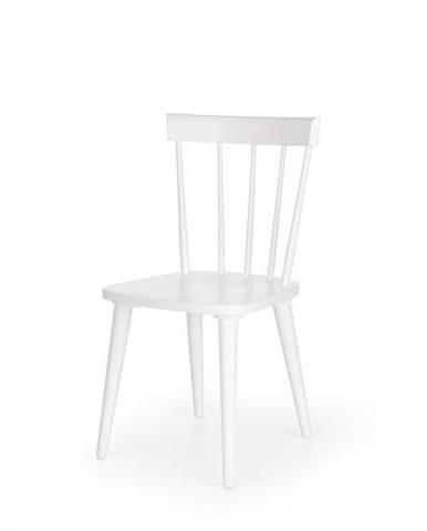 Halmar Jídelní židle BARKLEY, bílá