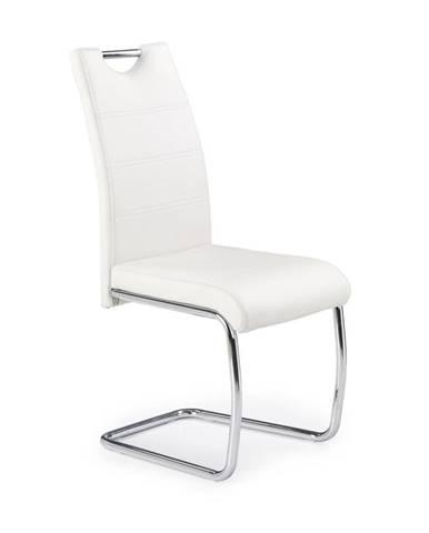 Halmar Jídelní židle K211, bílá
