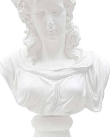 Bílá dekorativní soška Mauro Ferretti Woman