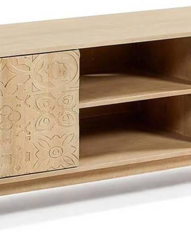 TV stolek z mangového dřeva La Forma Sakoi