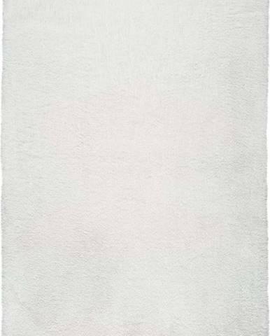 Bílý koberec Universal Alpaca Liso, 200 x 290 cm