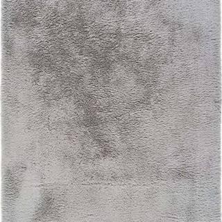 Šedý koberec Universal Alpaca Liso, 140 x 200 cm