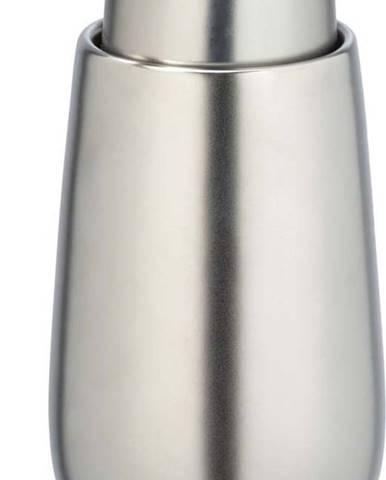 Keramický dávkovač mýdla ve stříbrné barvě Wenko Badi