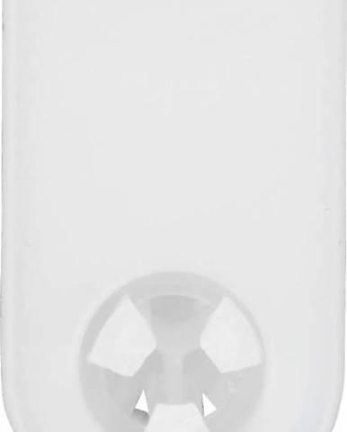 Sada 12 bílých háčků pro sprchový závěs Wenko Era