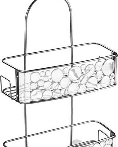 Závěsný držák do koupelny iDesign Bubbli, 28x55cm
