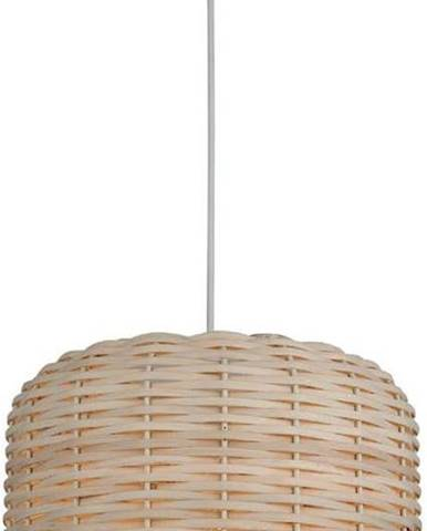 Závěsné svítidlo s bambusovým stínidlem Homemania Decor Bamboo,ø 30cm