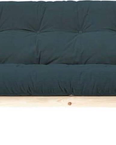 Manšestrová variabilní pohovka Karup Design Grab Raw Pale Blue