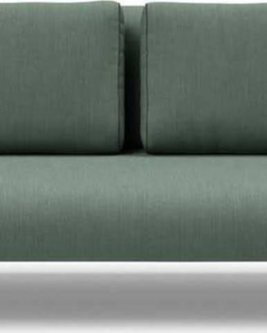 Zelená rozkládací pohovka Innovation Unfurl Lounger Elegance Green