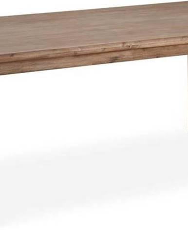 Jídelní stůl akáciového dřeva Furnhouse Alaska,200x100cm