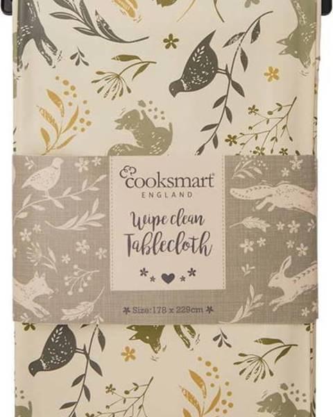 Cooksmart Ubrus Cooksmart ® Woodland, 229 x 178 cm