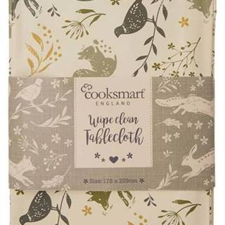 Ubrus Cooksmart ® Woodland, 229 x 178 cm