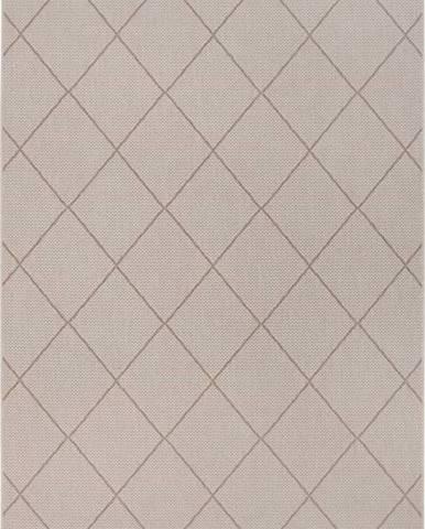 Béžový venkovní koberec Ragami London, 160 x 230 cm