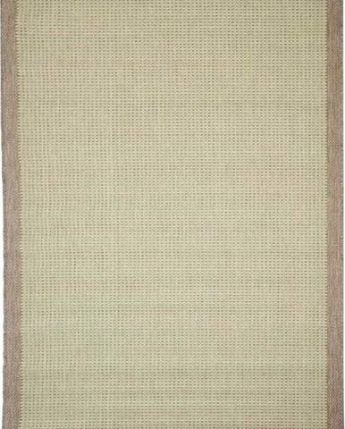 Zelený venkovní koberec Floorita Chrome, 135 x 190 cm