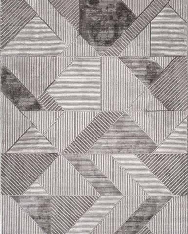 Šedý koberec Universal Artist Harro, 120 x 170 cm