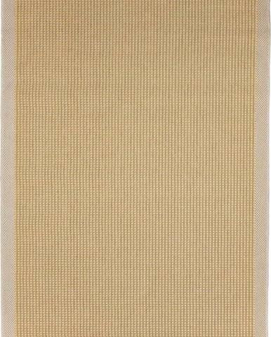 Žlutý venkovní koberec Floorita Chrome, 160 x 230 cm