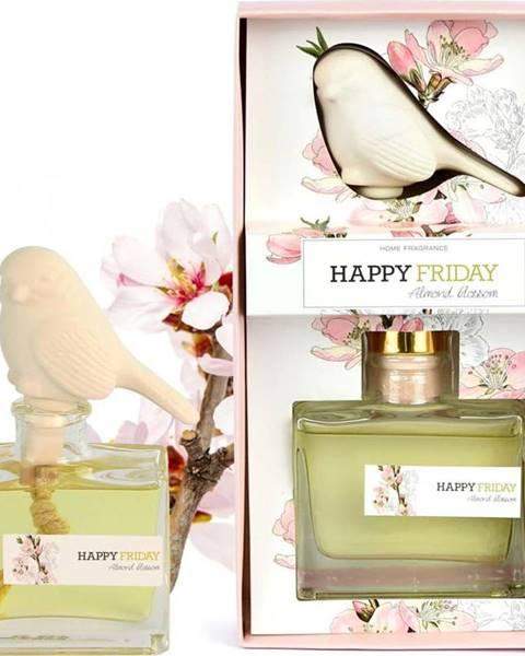 HF Living Difuzér s vůní mandlových květů HF Living Fragrance, 100 ml
