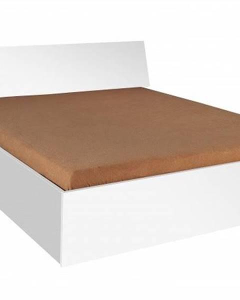ERA postel s úložným prostorem PAULA 7, bílá
