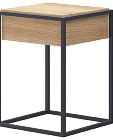 Konferenční stolek ENZO 40, dub artisan