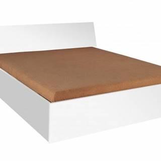 postel s úložným prostorem PAULA 7, bílá