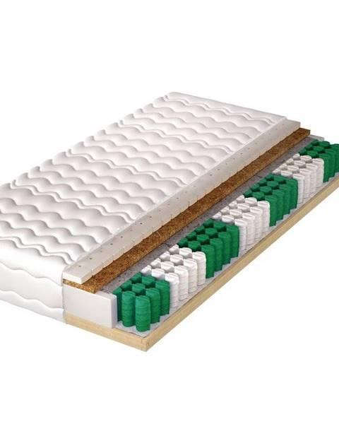 ERA pružinová matrace s pevným rámem HECTOR LUX 80x200