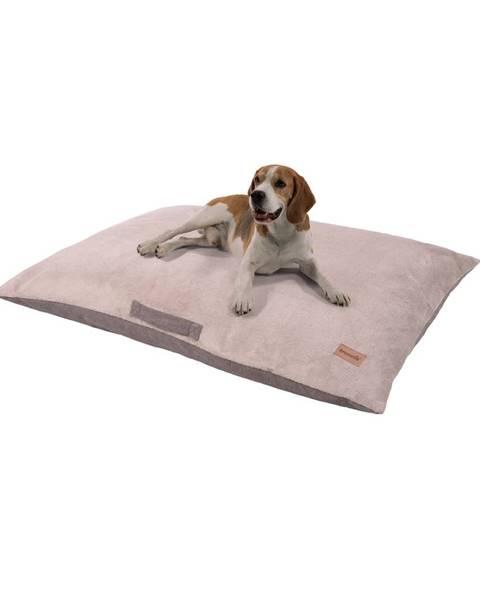 Brunolie Brunolie Henry, pelíšek pro psy, podložka pro psy, pratelný, ortopedický, protiskluzový, prodyšný, paměťová pěna, velikost L (100 x 10 x 70 cm)