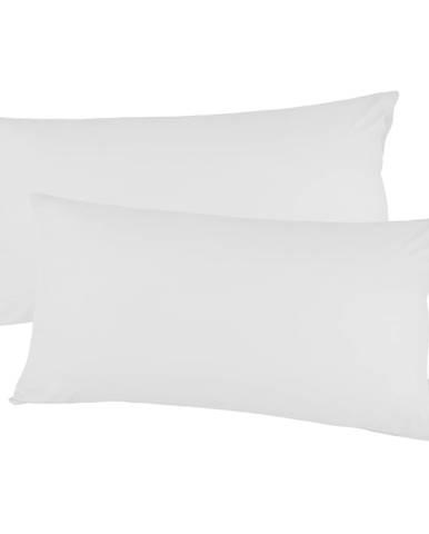Sleepwise Soft Wonder-Edition, povlaky na polštáře, souprava 2 kusů, 40 × 80 cm, mikrovlákno