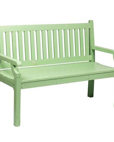 Tempo Kondela Dřevěná zahradní lavička Kolna, 150 cm