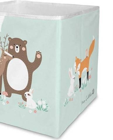 Dětský úložný box Mr. Little Fox Close Friends Light