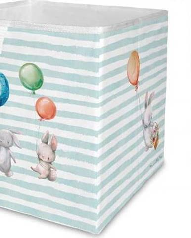Dětský úložný box Mr. Little Fox Flying Bunnies