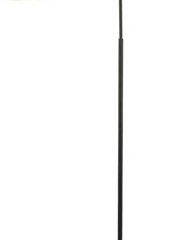 Černá stojací lampa Citylights Lyon, výška 153cm