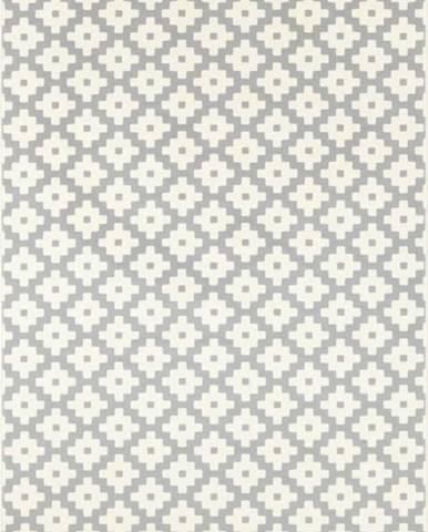 Šedý koberec Hanse Home Celebration Raggo, 80 x 150 cm