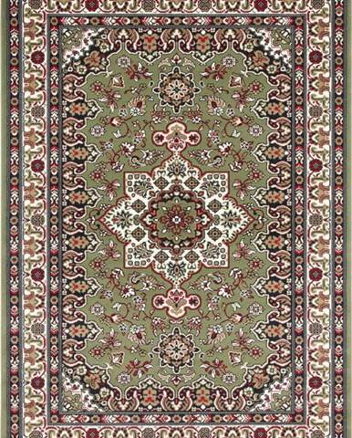 Zelený koberec Nouristan Parun Tabriz, 80 x 150 cm